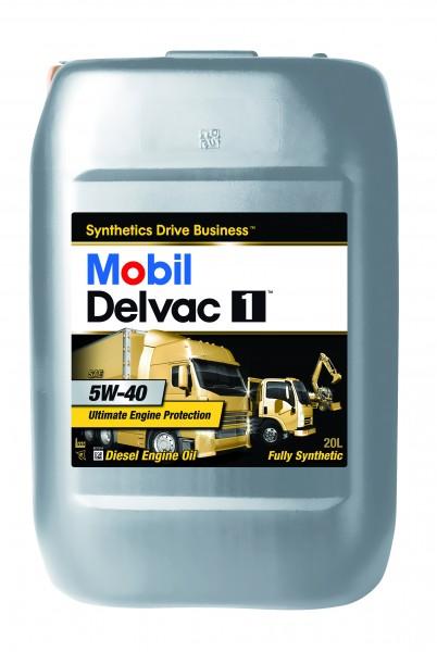 Delvac 1 5W40