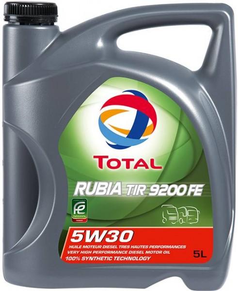 Rubia TIR 9200 FE 5W30