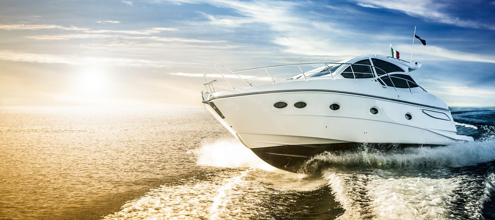 Wassersport-Schmierstoffe im Einsatz von Booten
