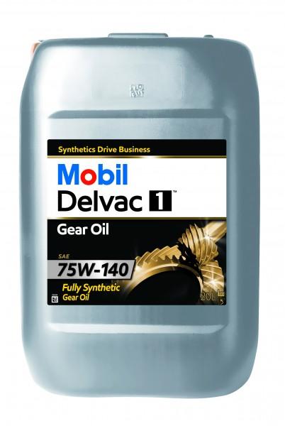Delvac 1 GO 75W140