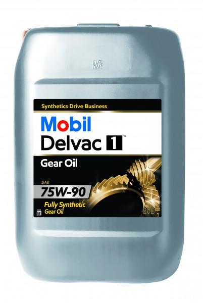 Delvac 1 GO 75W90