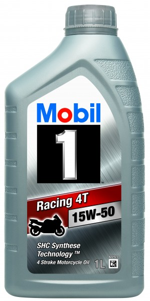 Mobil Racing 4T 15W50