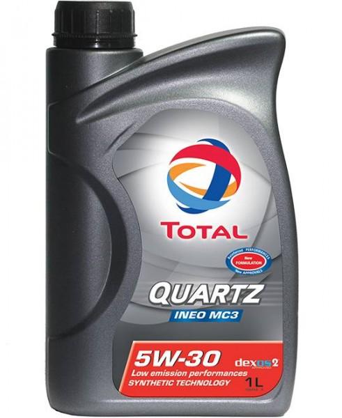 Quartz INEO MC3 5W30