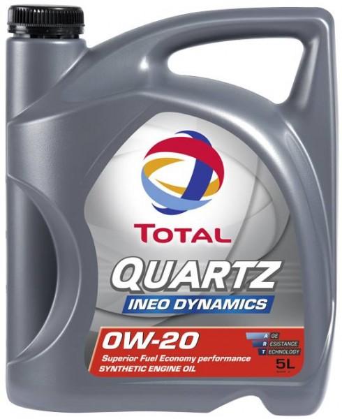 Quartz INEO Dynamics 0W20