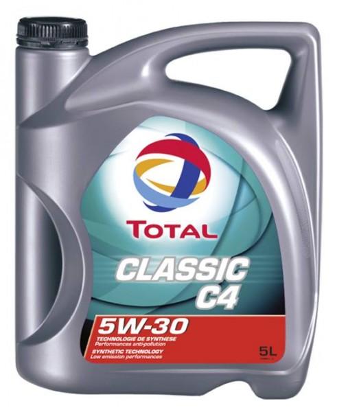Classic C4 5W-30