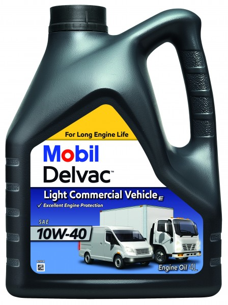 Delvac Light Commercial Vehicle E 10W40
