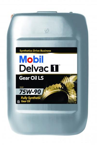 Delvac 1 GO LS 75W90