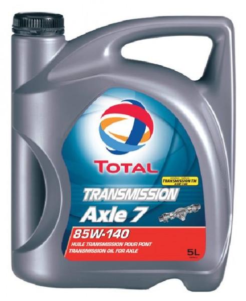 Transmission Axle 7 85W140