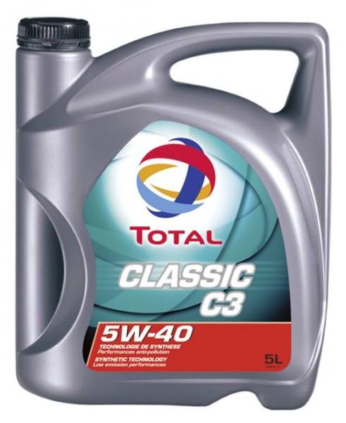 Classic C3 5W-40