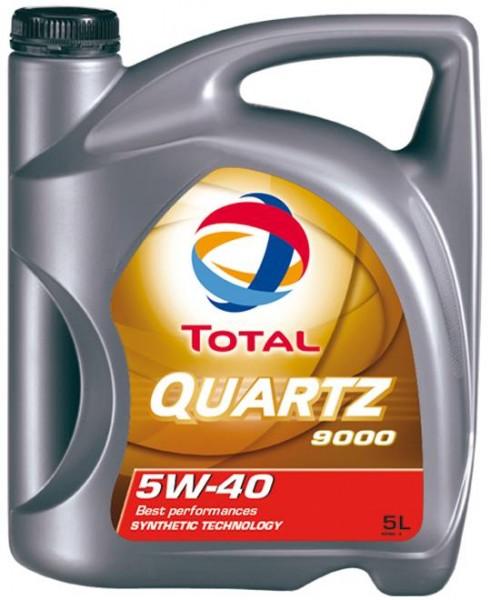 Quartz 9000 5W40