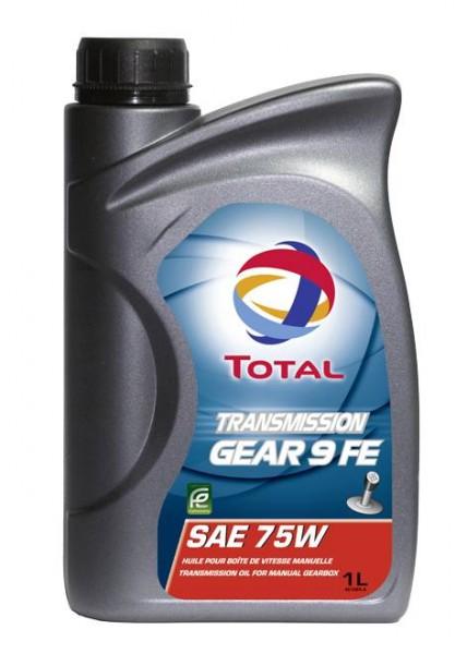 Transmission Gear 9 FE 75W