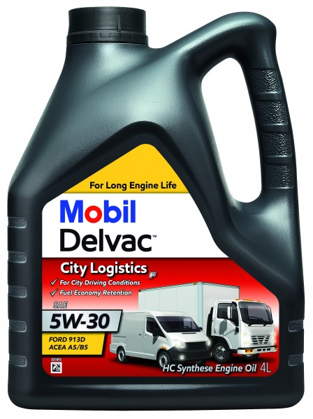 Delvac City Logistics F 5W30