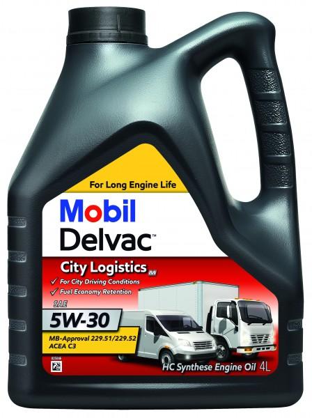 Delvac City Logistics M 5W30