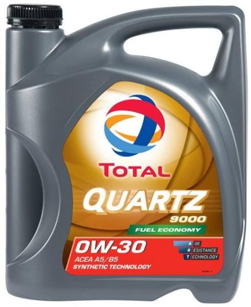 Quartz 9000 0W30