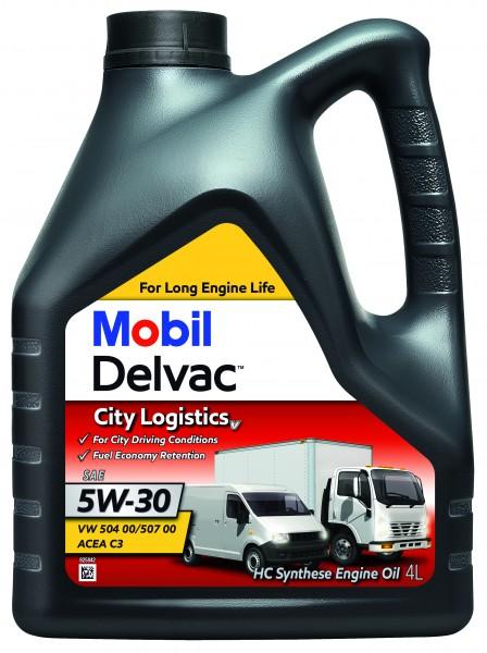 Delvac City Logistics V 5W30