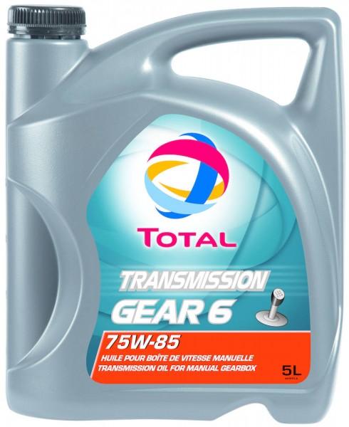 Transmission Gear 6 75W85