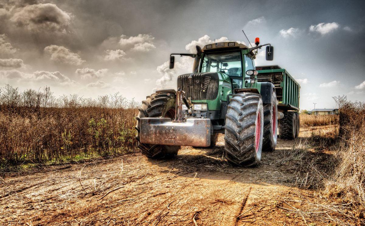 Agrar-Schmierstoffe im Einsatz von Traktoren