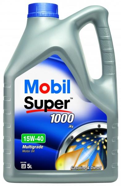 Super 1000 X1 15W40