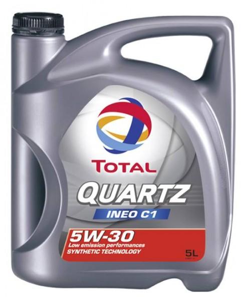Quartz INEO C1 5W30
