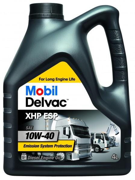 Delvac XHP ESP 10W40