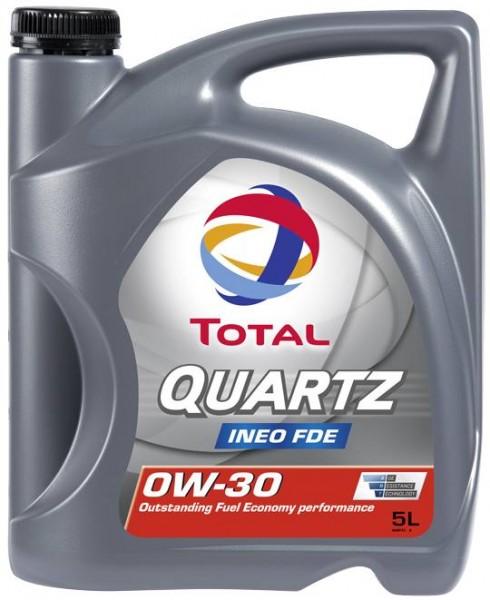 Quartz INEO FDE 0W30