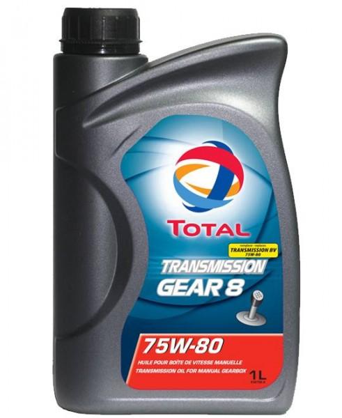 Transmission Gear 8 75W80